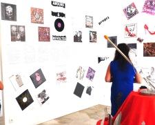 Expo à la Villa Elle, St Cézaire sur Siagne