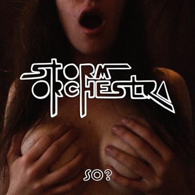 Storm Orchestra - Pochette EP So?