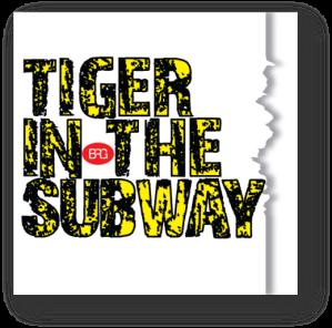 Tiger In The Subway - pochette