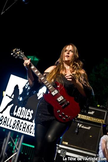 Ladies Ballbreakers (4)