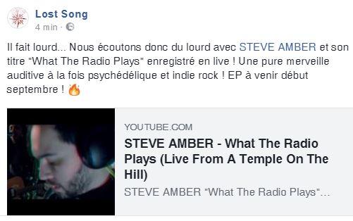 Capture Lost Song Steve Amber.JPG